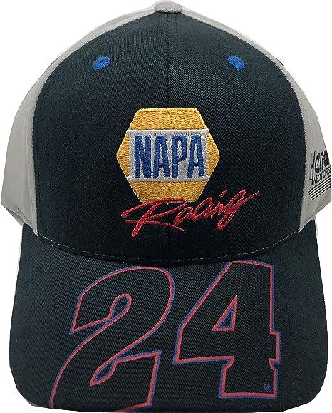 a003bca2d3c3d Amazon.com   Checkered Flag NASCAR Chase Elliott  24 NAPA Adjustable Hat    Sports   Outdoors