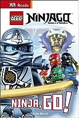 LEGO® Ninjago Ninja, Go! (DK Reads Beginning To Read) Kindle Edition