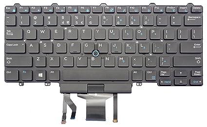 dell latitude e5470 replacement keys