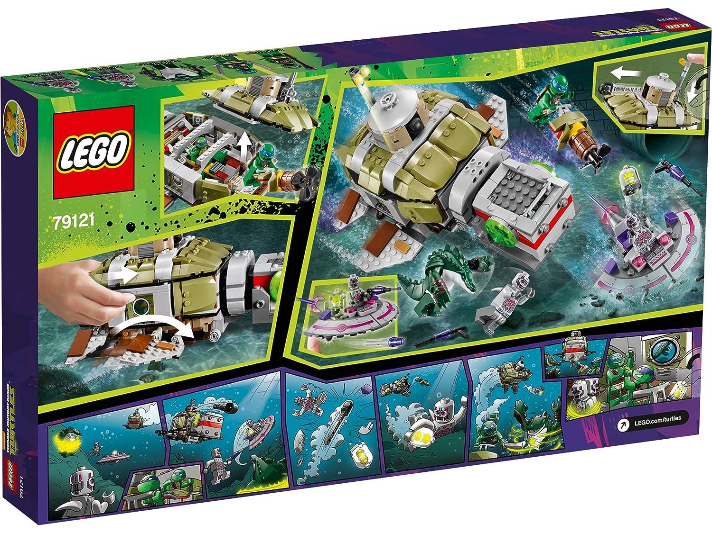 LEGO Star Wars - Persecución en el Submarino Tortuga, Juego de construcción (79121)