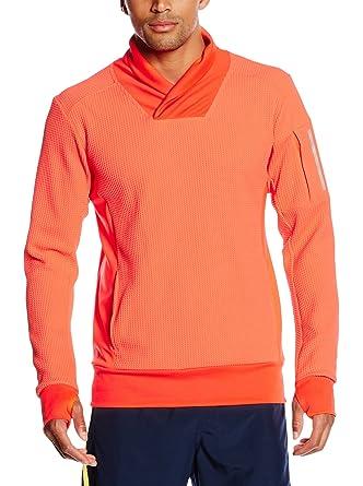 outlet store ca9fe 282b2 adidas Performance Sweat – Explorer – Orange - Orange - XX-Large