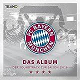 """FC Bayern München """"Das Album – Der Soundtrack zur Saison 15/16"""""""