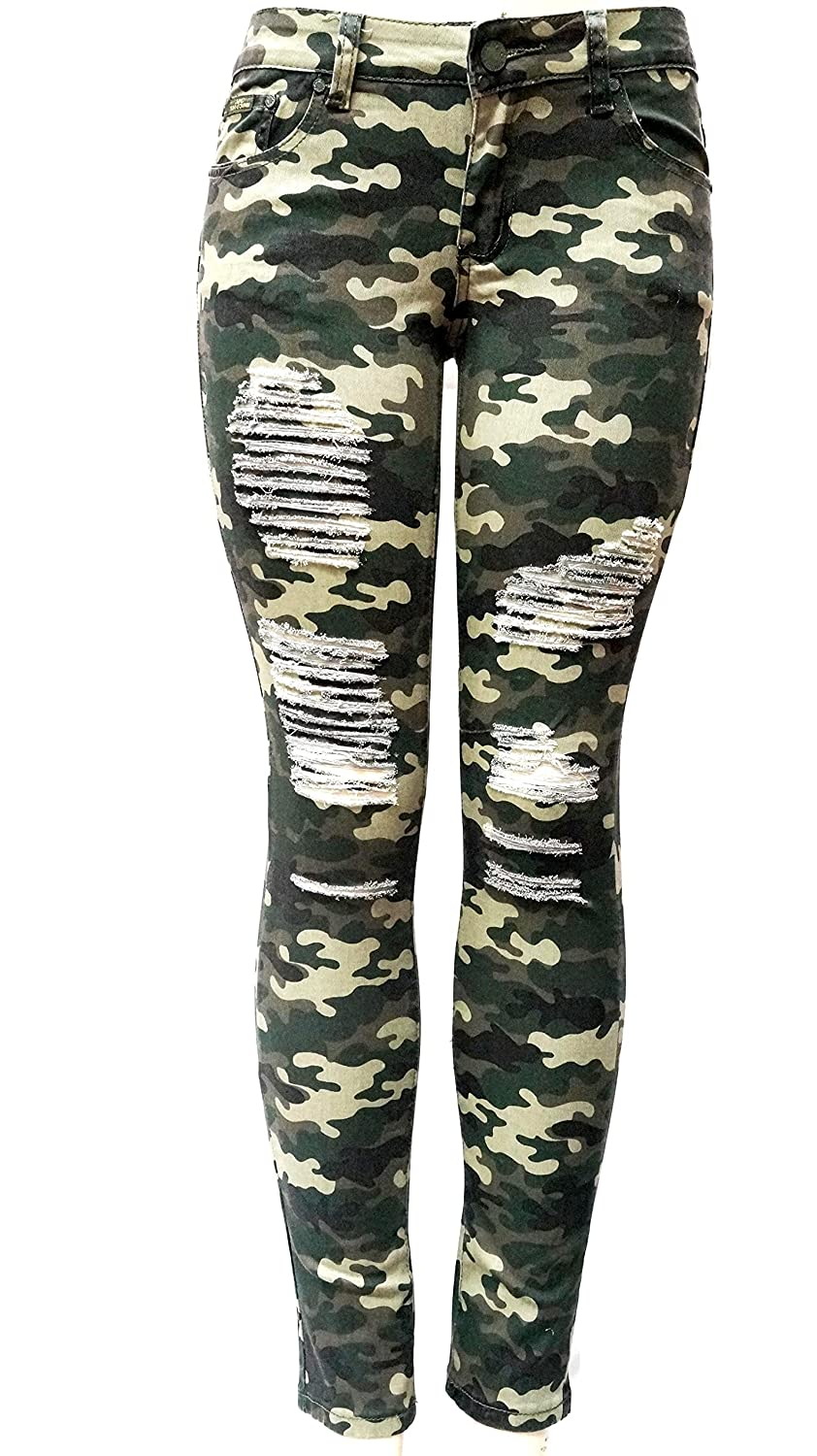 To acquire Skinny Camouflage jeans for juniors pictures trends