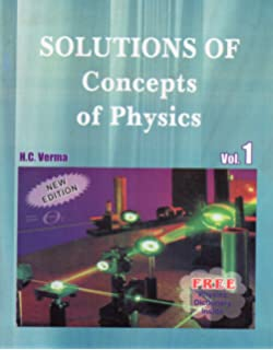 Hc Verma Physics Book For Class 11