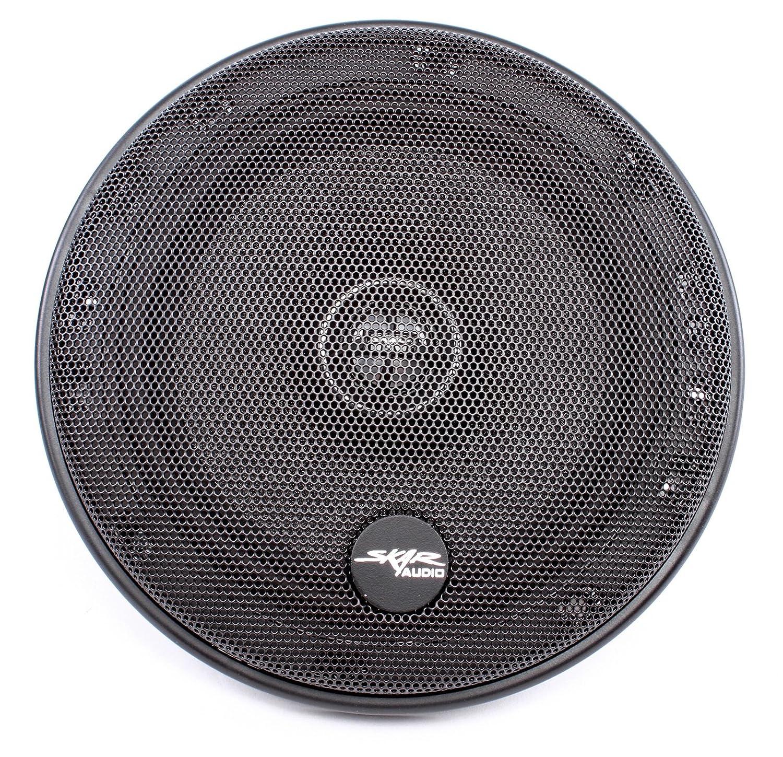 Skar Audio RPX69 6-Inch x 9-Inch 3-Way Coaxial Speakers Pair