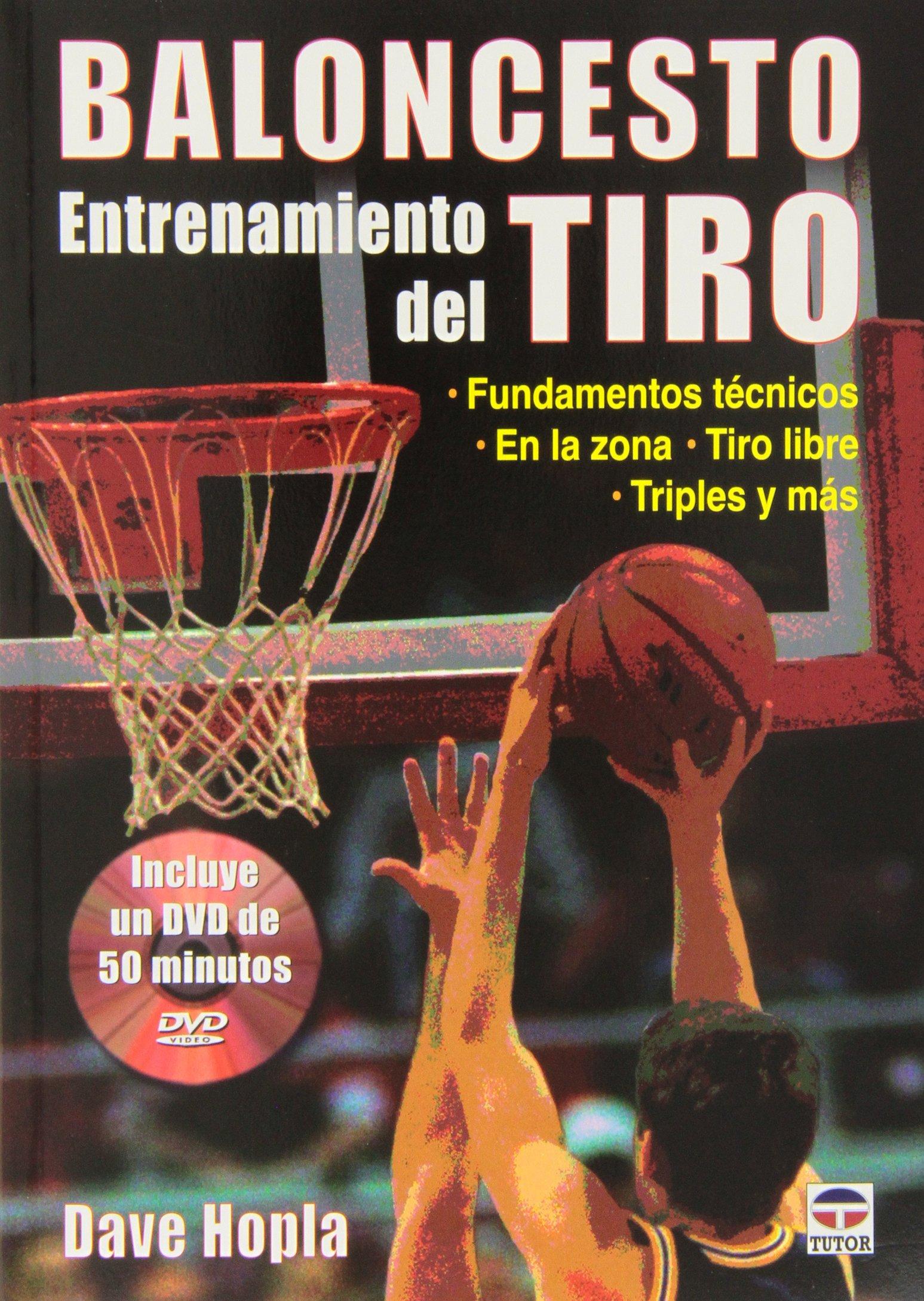 Baloncesto. Entrenamiento del tiro: Amazon.es: Hopla, Dave: Libros