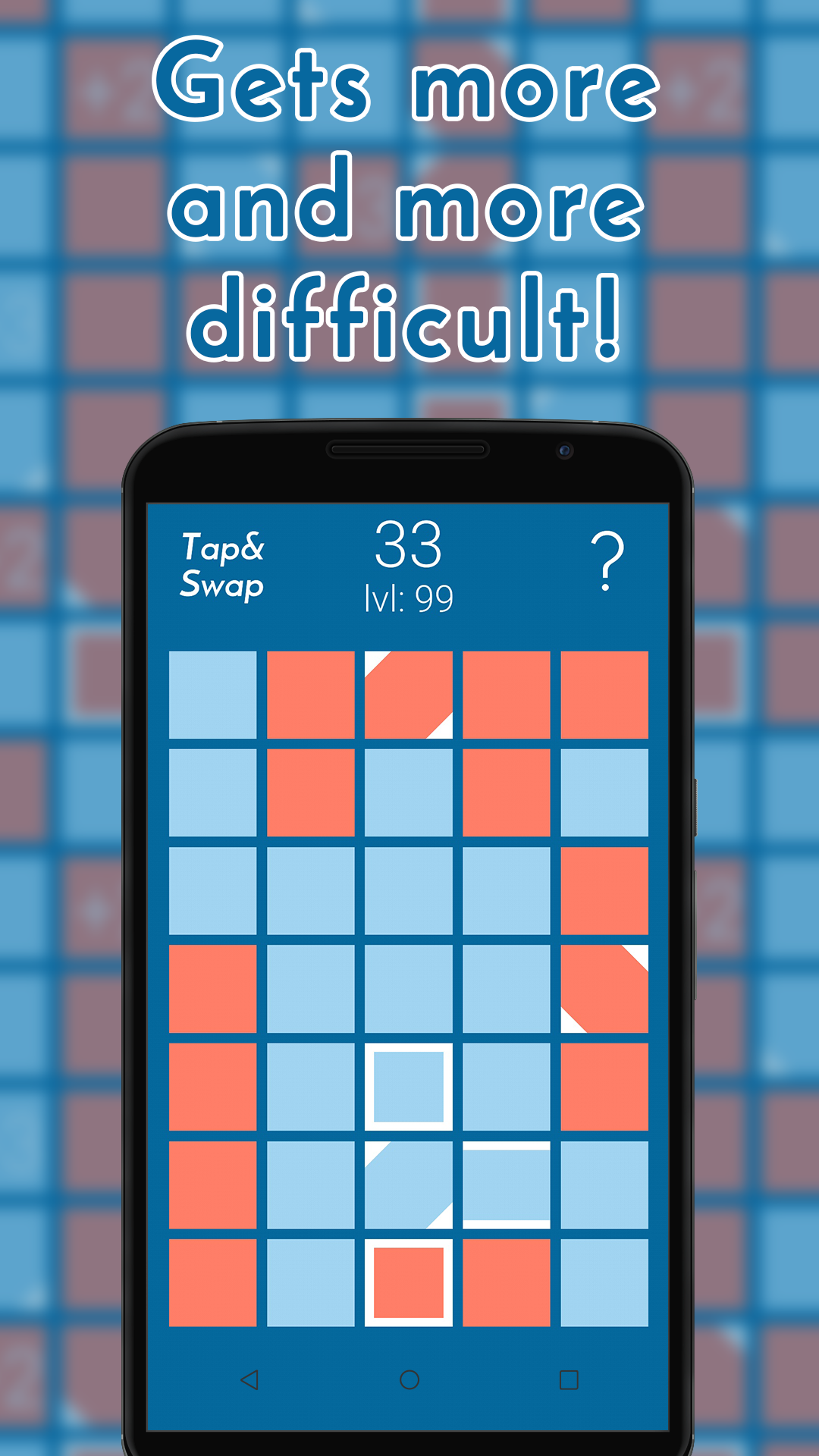 Amazon.com: Tap & Swap - puzzle game: Appstore for Android