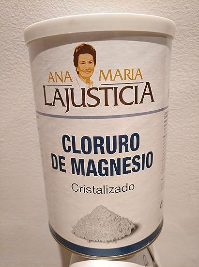 Cloruro Magnesio 400 gr de Ana Maria Lajusticia