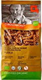 Girolomoni Organic Whole Durum Wheat Semolina Fusilli Pasta, 500g