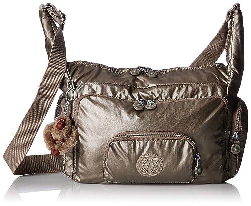 cc1959489db Kipling Erica Handbag, Removable, Adjustable Crossbody Bag, Zip ...