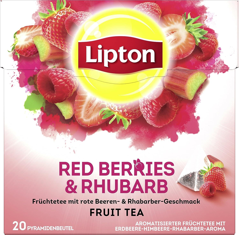 [amazon.de] Lipton vočni caj jagoda 3x 20 komada za 3,03€