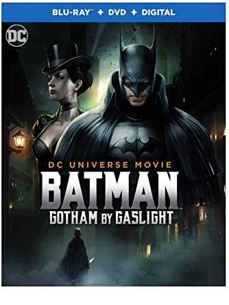 DCU: Batman: Gotham By Gaslight (Blu-ray)