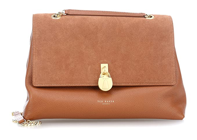 Ted Baker Hermiaa Shoulder Bag tan  Amazon.co.uk  Clothing 8f965f5753557