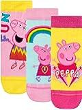 Peppa Pig Calcetines Paquete de 3 para Niñas