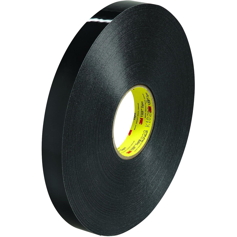 """3m 3m Fasteners 3//4/"""" X 5/' Black Boxed"""
