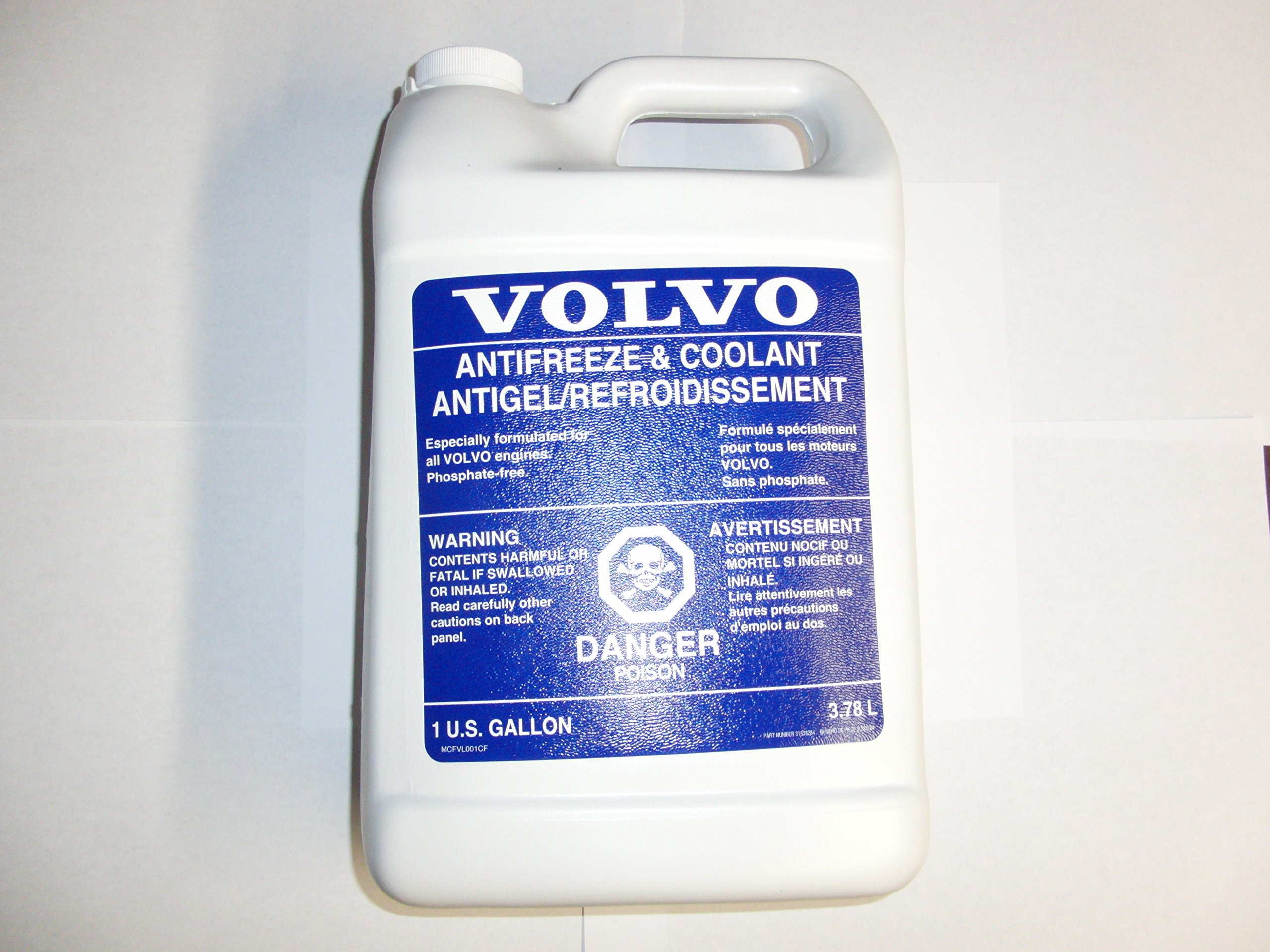 Volvo Anti-freeze