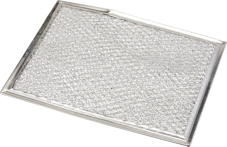 "2 Microwave Grease Filters For Frigidaire PLMV169DCC PLMVZ169HCA  5 7//8 X 7 7//8/"""
