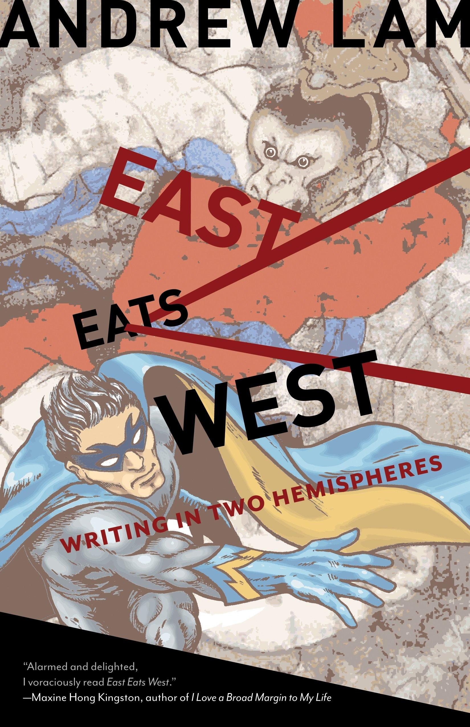Download East Eats West: Writing in Two Hemispheres ebook