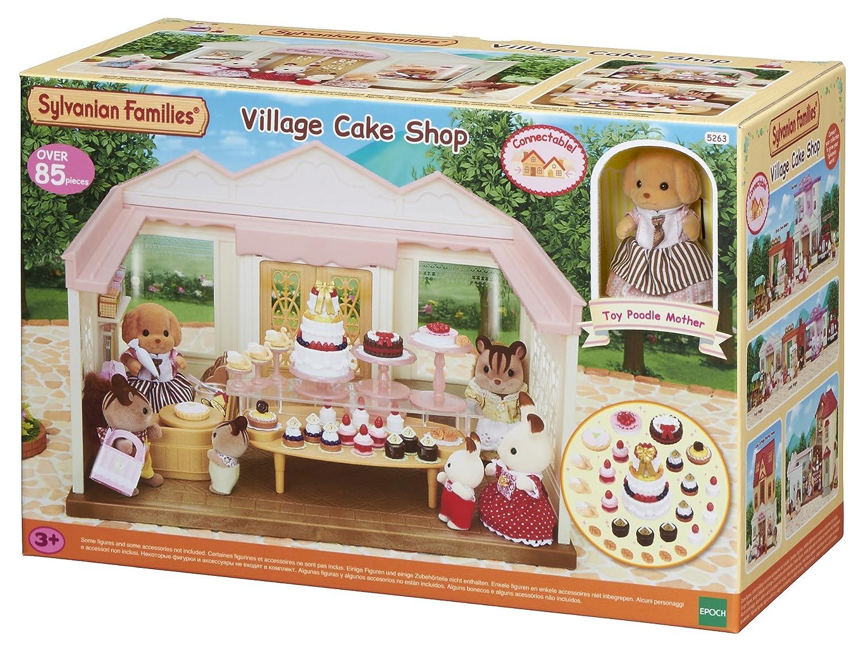 Village Cake Shop Sylvanian Families
