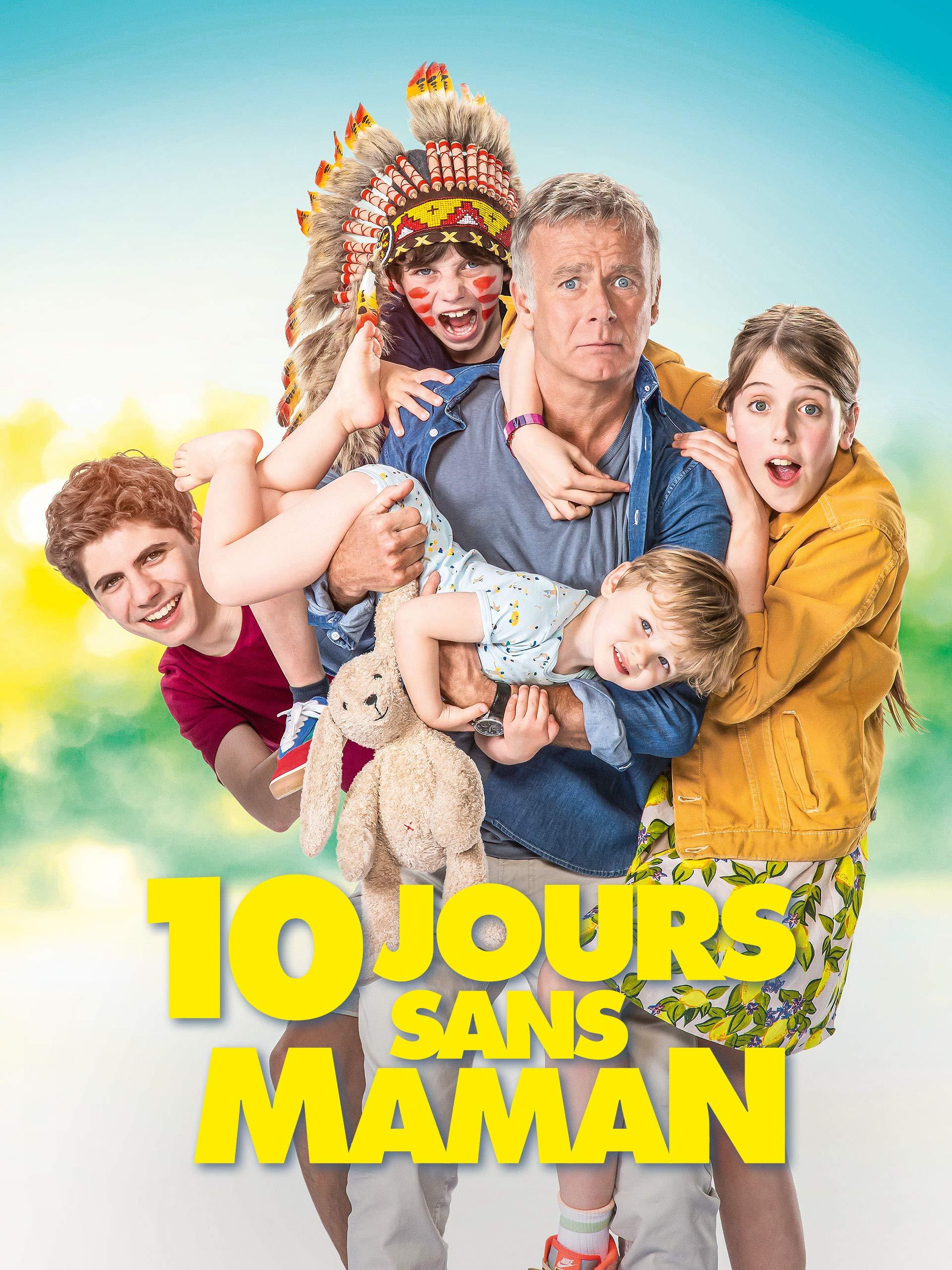 10 jours sans maman on Amazon Prime Video UK