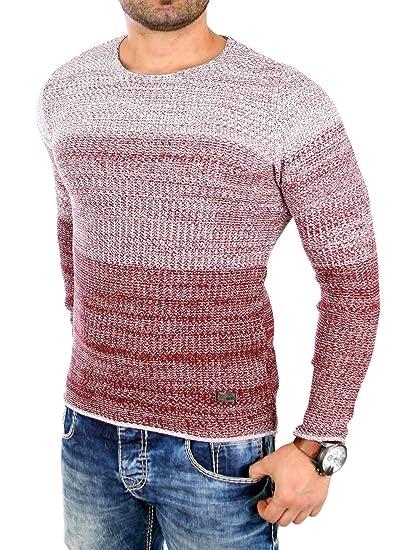 Block Strickpullover RS Reslad Herren Color Winter 3106 Pullover 0wnOkP