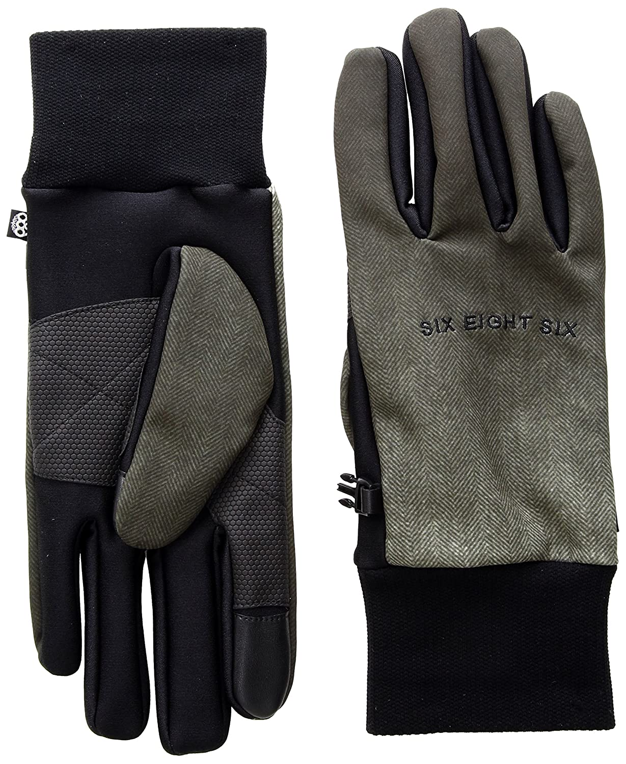 686 Mens Formfit Softshell Gloves