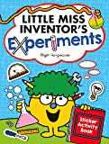 Little Miss Inventor's Experiments: Sticker Activity Book