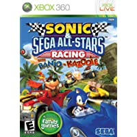 Sonic & Sega All-Stars Racing / Game - Xbox 360