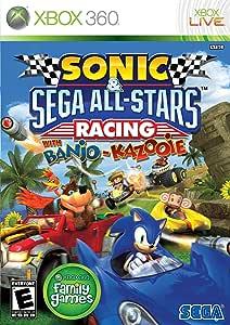 Sonic & All Star Racing - Xbox 360