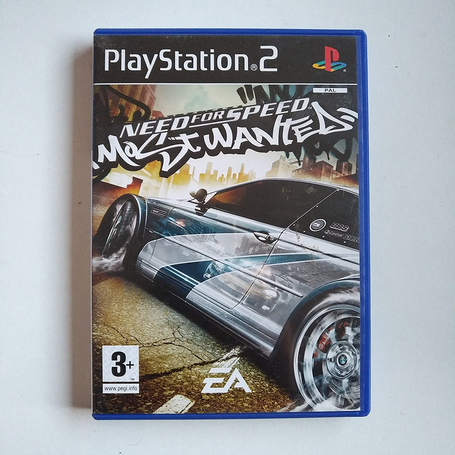 Need for Speed: Most Wanted (PS2) [Importación inglesa]: Amazon.es: Videojuegos
