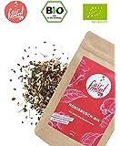 Premium Bio Teemischung Honigbusch Von Fairment®, Geeignet Für Kombucha, Loser Tee (lose Blätter), Koffeinfrei, 100g