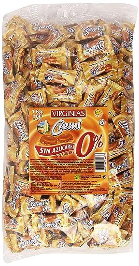 Virginias - Cremi - Caramelos con sabor a toffee - 1 kg