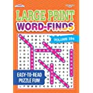 Large Print Word-Finds Puzzle Book-Word Search Volume 284