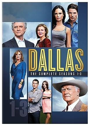 Amazoncom Dallas Seasons 1 3 Various Movies Tv