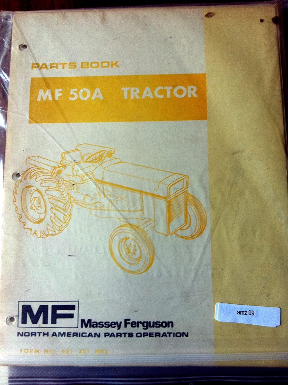"Massey Ferguson /""168/"" Tractor Operator Manual Book"