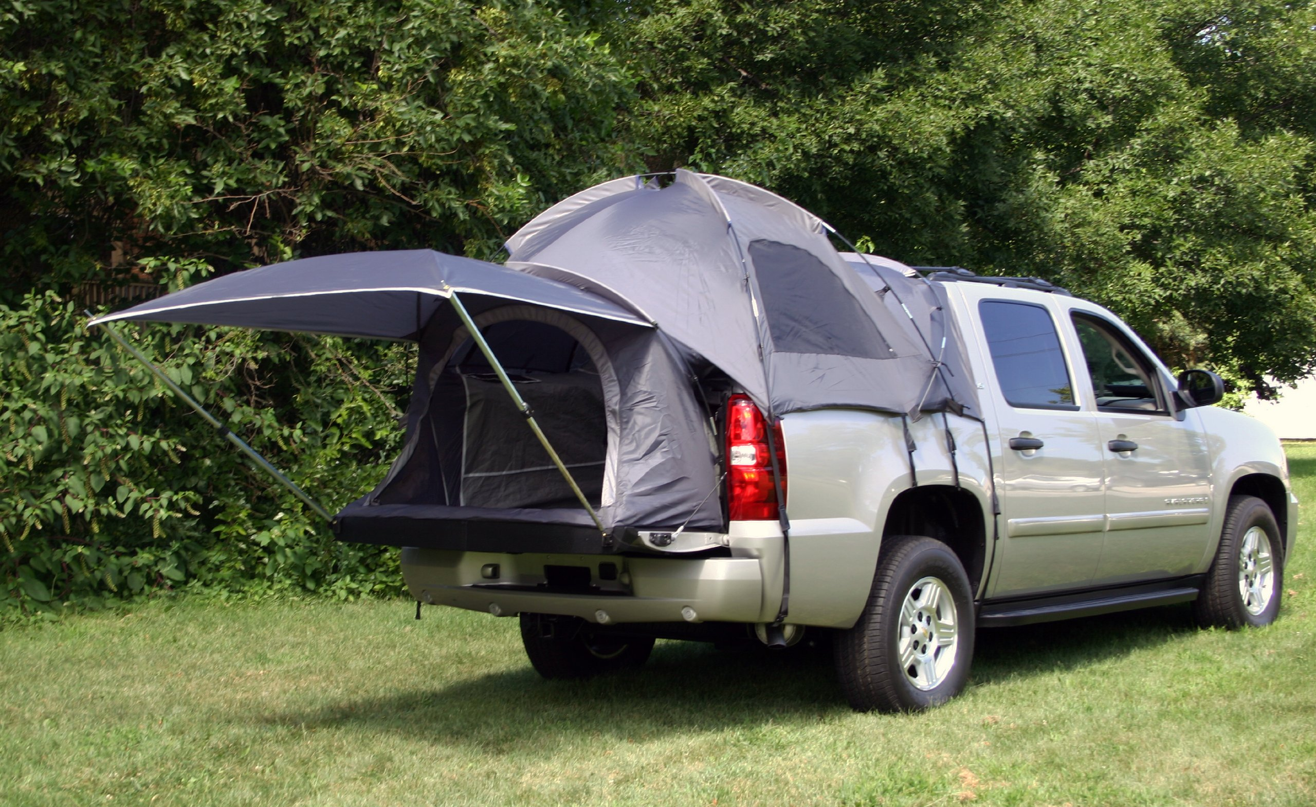 64285d24e8e Amazon.com : Sportz Avalanche Truck Tent III : Sports & Outdoors