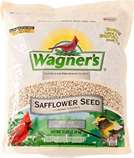 product image for Wagner's 57075 Safflower Seed Wild Bird Food, 5-Pound Bag