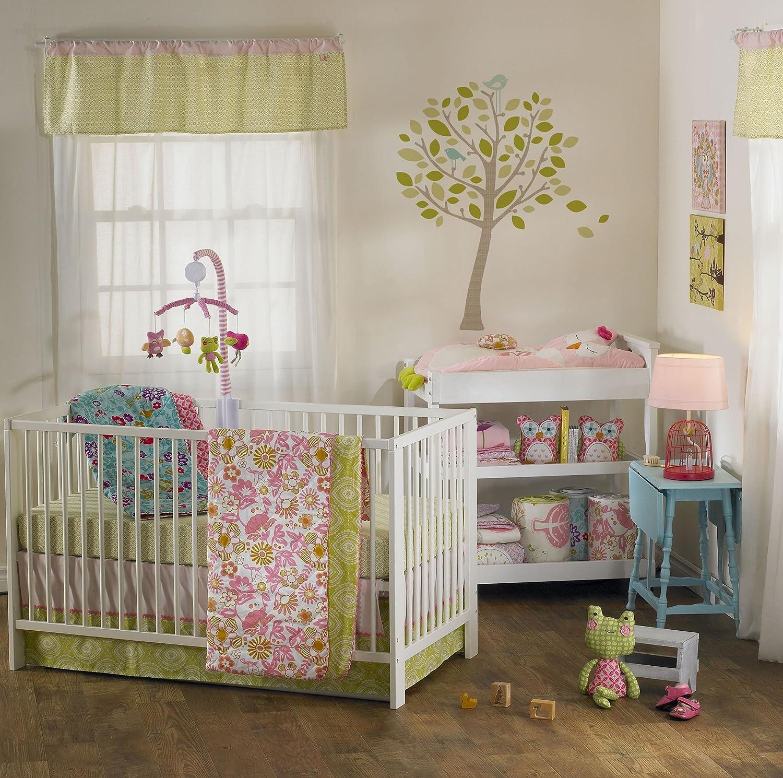 Tripod Lolli Living Sparrow Crib Bed Skirt