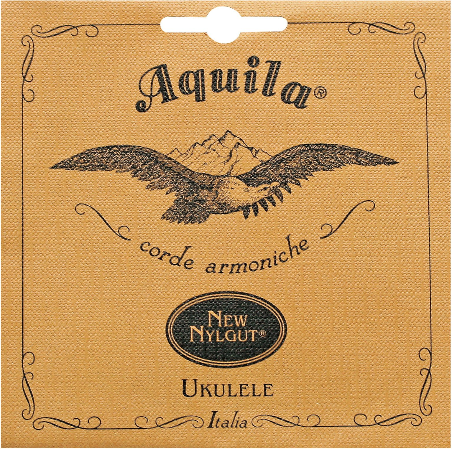 Aquila 21U Baritone Ukulele Strings Set