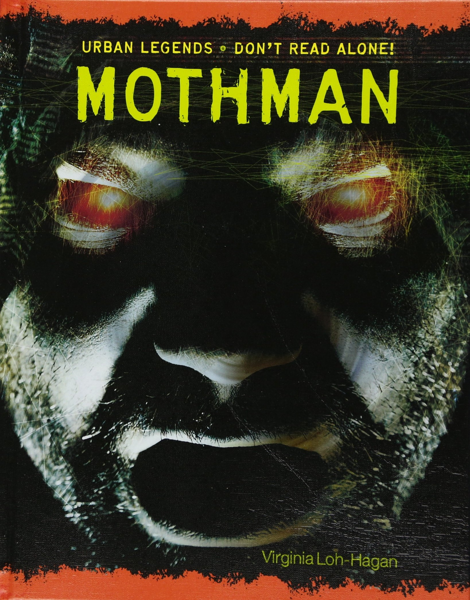 Mothman (Urban Legends: Don't Read Alone!)