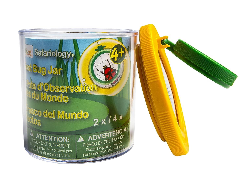 amazon com safari toys world u0027s best bug jar toys u0026 games
