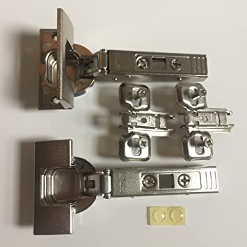 Superbe Ikea Kitchen Cabinet Hinge Set Integral 125 (Pair Of Hinges)