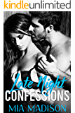 Late Night Confessions: A Steamy Older Man Younger Woman Romance
