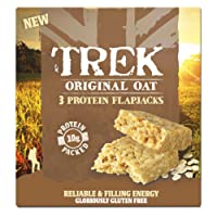 Trek Original Oat 3x 50g MP Flapjack - Case of 36 Bars