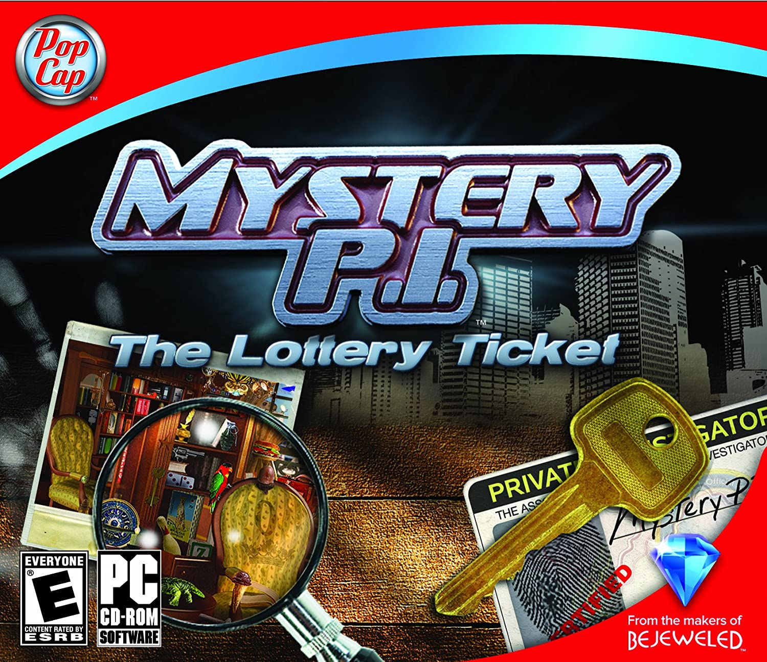 Value Software Mystery PI: Lottery 9142scBWijL