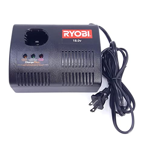Ryobi cargador rápido ChargePlus de 18 V 1423701: Amazon.es ...