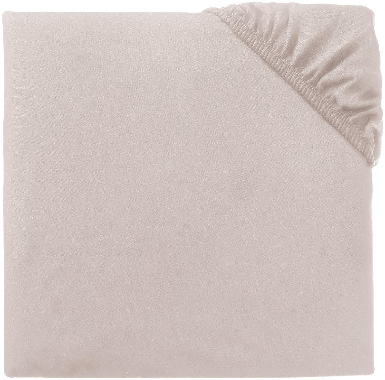 Pinzon 300 Thread Count Organic Cotton Crib Sheet Baby Bedding Blush Pink