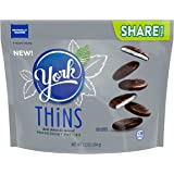 York Thins Dark Chocolate Peppermint Pattie Candy, 7.2 Oz