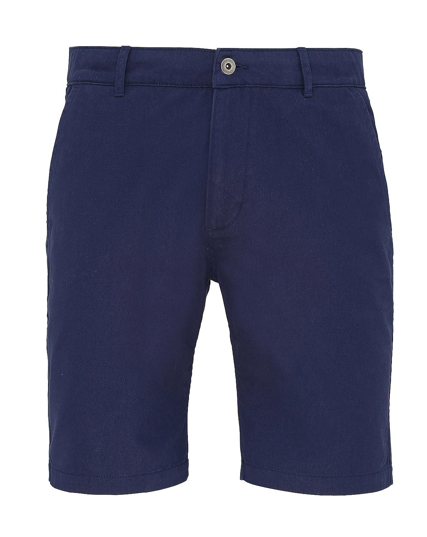 Asquith & Fox Men's Chino Shorts. Sizes XS - 4XL AQ051
