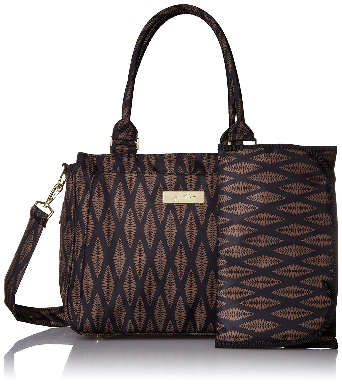 The Versailles Ju-Ju-Be Collection Be Classy Structured Handbag Diaper Bag